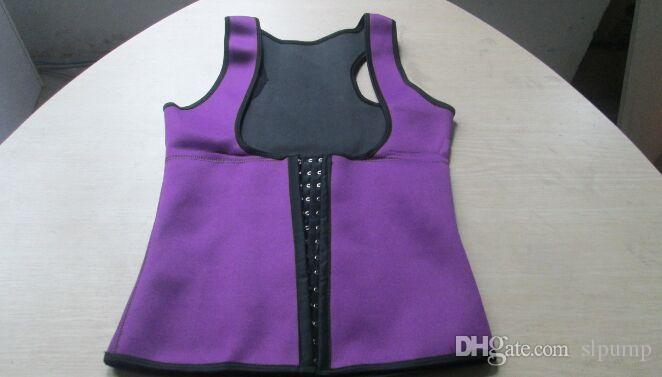 3 haken Taille Cincher Weste Brust Binder Körperformer Für Frauen Korsett Taille Trainer Plus Größe Taille Ausbildung Korsetts