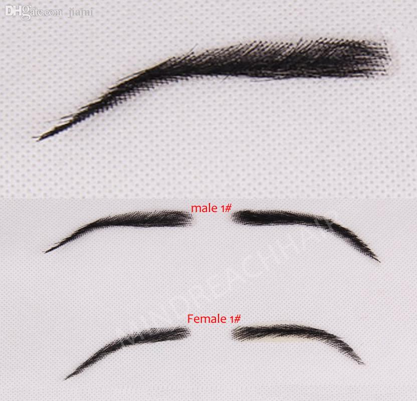 Wholesale For Eyebrows Eyebrow Kit 2015 New Style Human Hair Hand