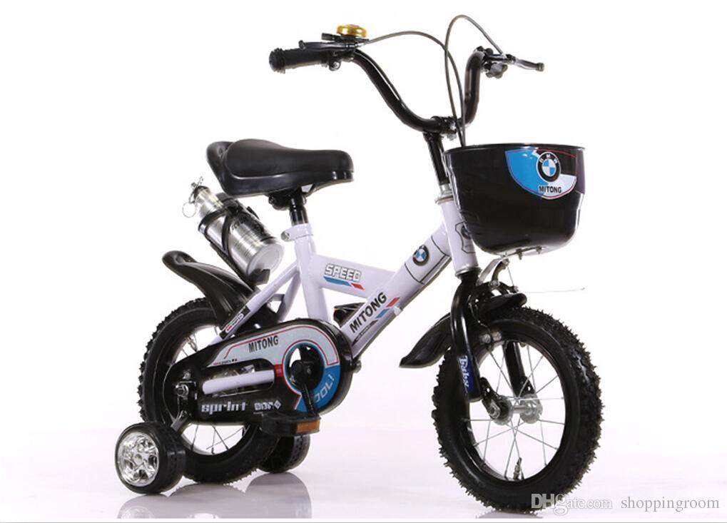 Großhandel Kinderfahrräder Junge 3/4/6 Jährige Baby Mädchen Fahrrad ...