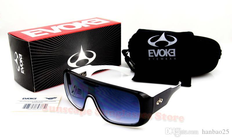 Fashion Evoke Amplifier Brand Oculos De Sol Feminino Outdoor Sports  Sunglasses Mens Women Sun Glasses Gafas With Original Box Retro Sunglasses  Baseball ... a63757996b