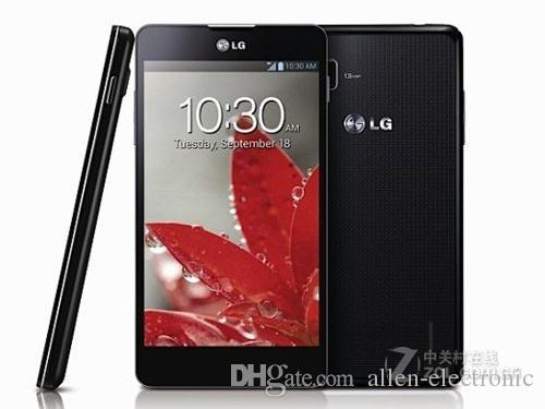 Refurbished Original Unlocked LG G2 D802 F320 cell phone with 3G and 4G  Wifi GPS NFC 13Mp Camera 32GB ROM Quad Core