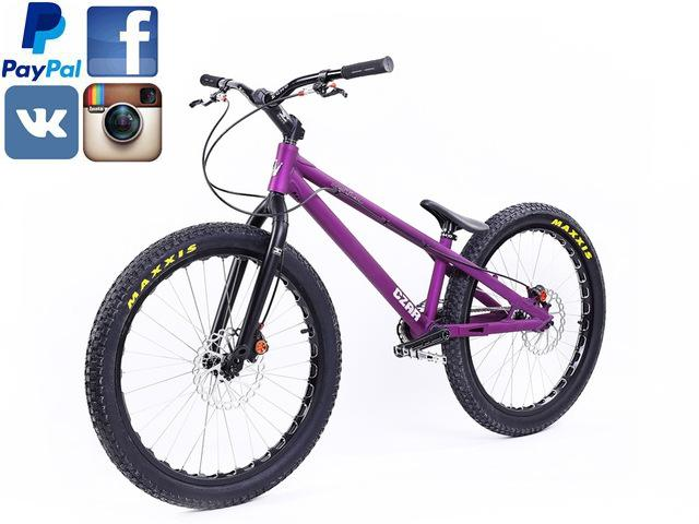Echo Czar 24 Street Trials Bike Brand New Inspired Style Ozonys