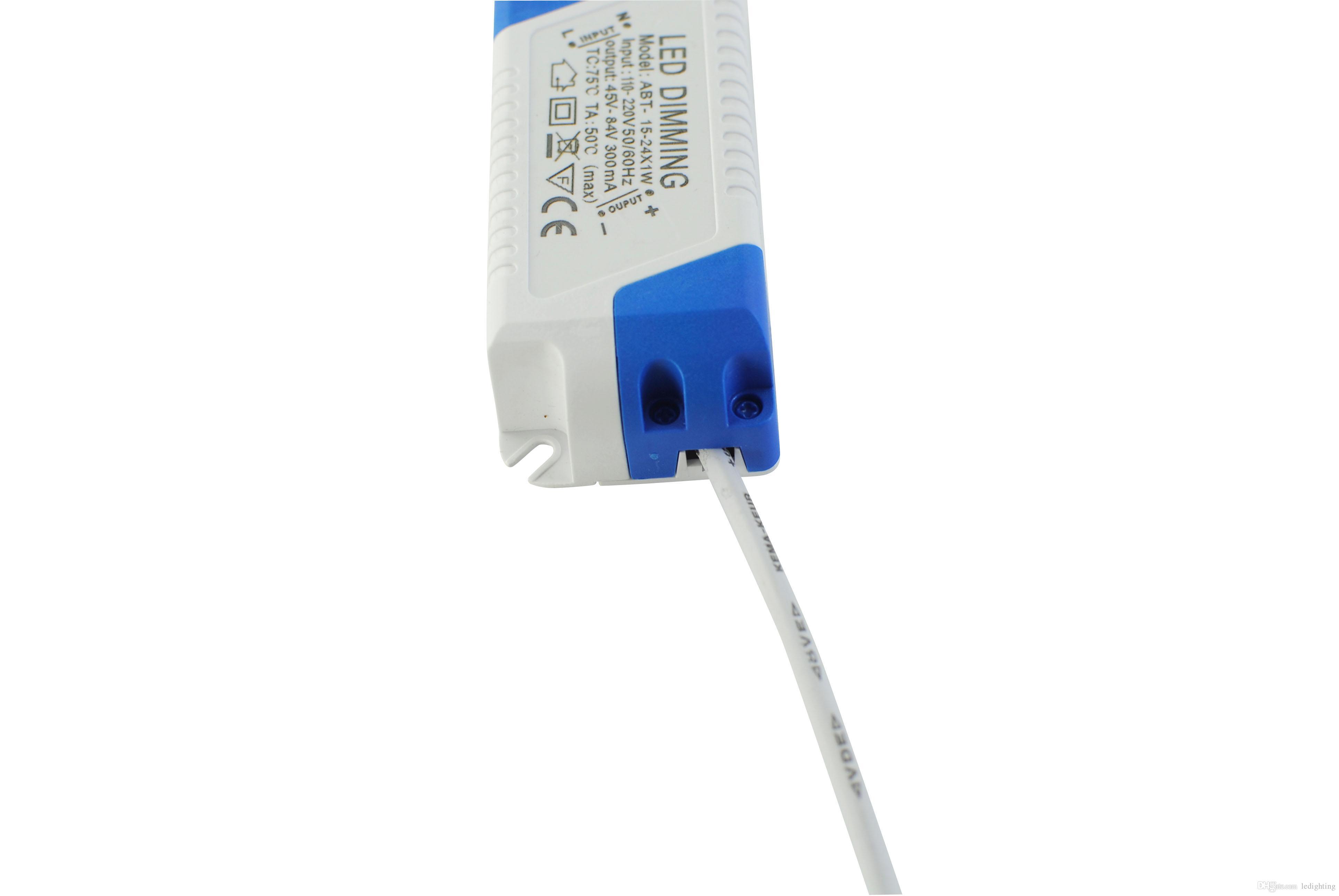 BSOD Dimmable LED Treiber 15-24 W Eingang Ausgang 45-84 V Konstantstrom Externe Dimming Stromversorgung Led Deckenpaneel Trafo