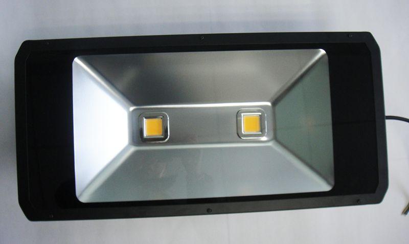 2x80W 160w светодиодный прожектор туннель свет проекционное освещение водонепроницаемый открытый деревня дорожка двор сад лампы водитель Meanwell