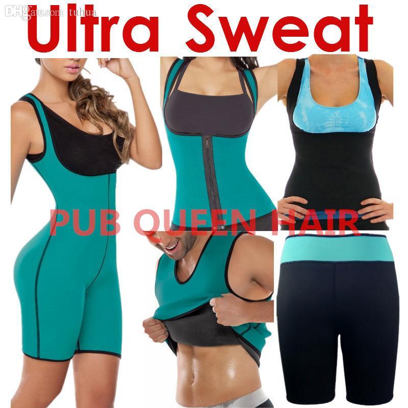 online cheap wholesale ultra sweat bodysuit latex waist trainer
