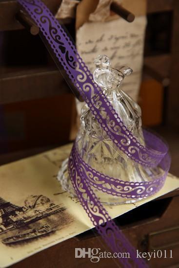 1 PZ Hot Lace Roll FAI DA TE Washi carta decorativa appiccicosa carta nastro adesivo autoadesivo i