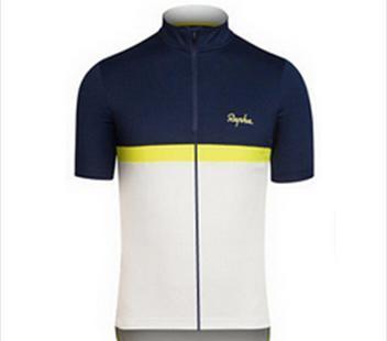 2016 Cheep Rapha BikeCycling Short Sleeves Summer Cycling Shirts Cycling Clothes Bike Wear Comfortable Anti UV Hot New Rapha Jerseys