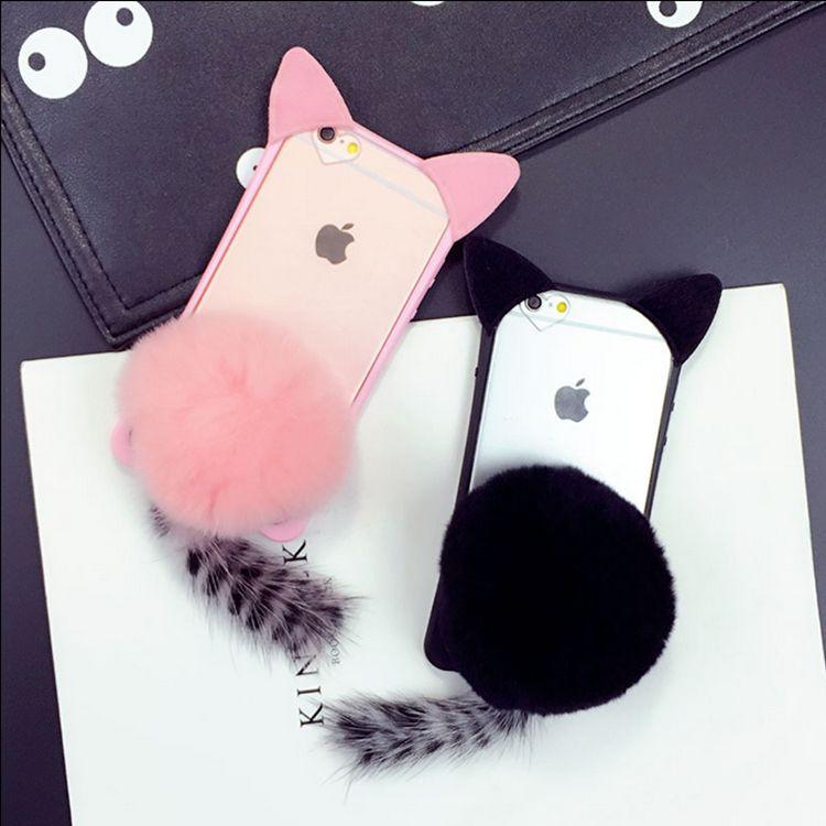 carcasa iphone 6 peluche
