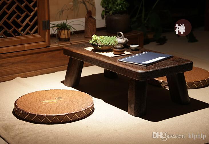 chair cushion zabuton zafu round 45cm floor meditation seat japanese
