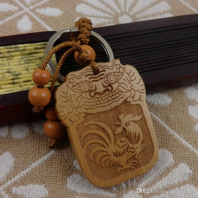 67da5dc8bd7c2 Красивые, интересные, разнообразные телефонные завесы Китайский зодиак  Деревянные ...