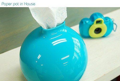 Carino Bomb Shape carta igienica carta igienica Pot Tabella tovagliolo scatola del supporto i della caramella la decorazione domestica