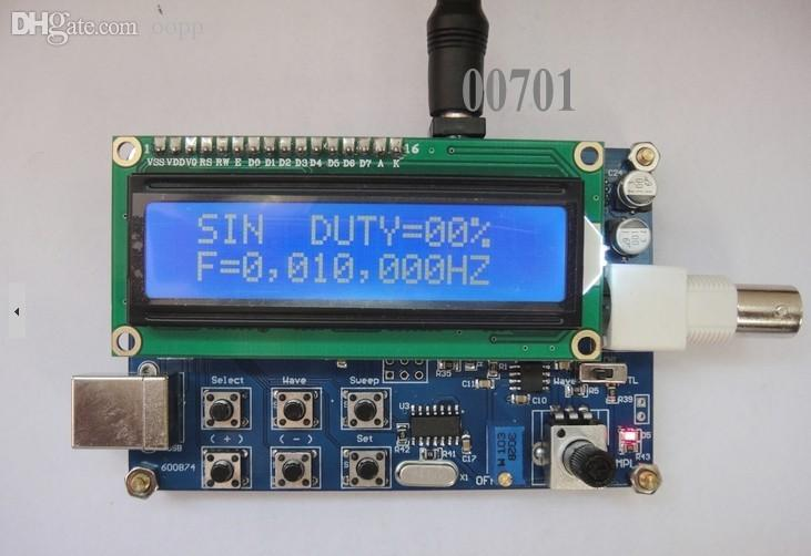 Wholesale-Multi-wave Generator 20MHz DDS Digital Signal Generator Module  with Frequency Sweep Function on CPLD STM32