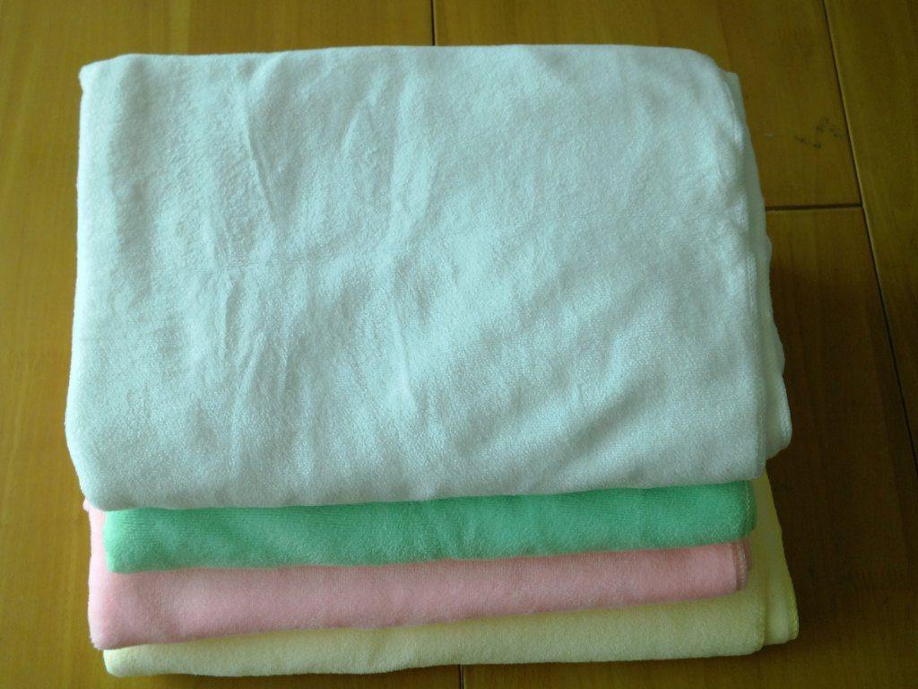 Mikrofaser Badetücher absorbierende Strandtuch Super weiche Dusche Handtücher Spa Body Wrap Reise Camping Handtücher waschen Tuch trocknen Bademode