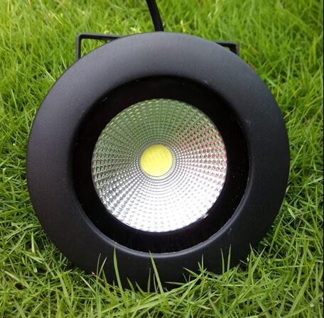 MOQ100 COB Chip Outdoor Waterproof IP65 LED Floodlights Lamps AC 85-265V 10W Project Decorative Lighting Lamp WW CW CE ROSH Ship via Express