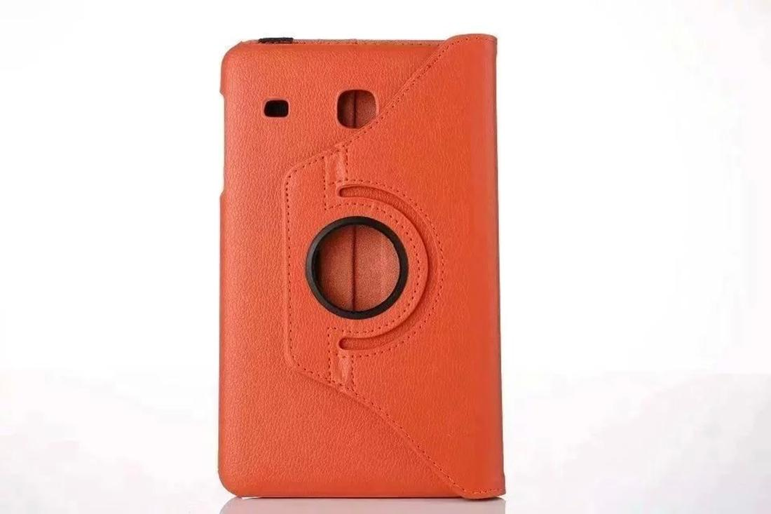 360 Rotating PU Leather Case Cover for Samsung Galaxy Tab E 8.0 T377 T377V SM-T377 8 inch