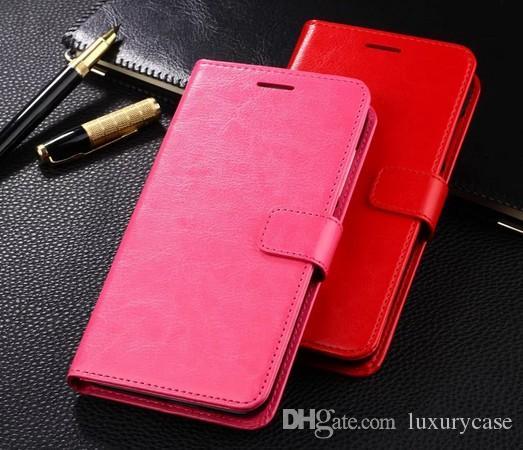 Selecteerbaar voor Huawei Honor 4x Case Cover Kleurrijke Slanke Leuke Plastic Flip Stand Portemonnee Lederen Case voor Huawei Honor 4x