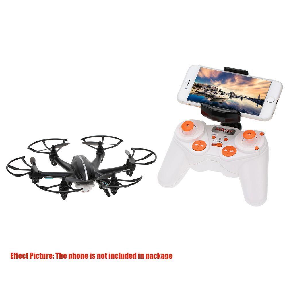Neue MJX X800 2,4G 6-Achsen-Gyro Ein-Schlüssel-3D-Roll-Schwerkraftsensor RC Hexacopter mit MJX C4005 FPV Echtzeit-Luftbildkamera-Set bestellen $ 18keine Spur