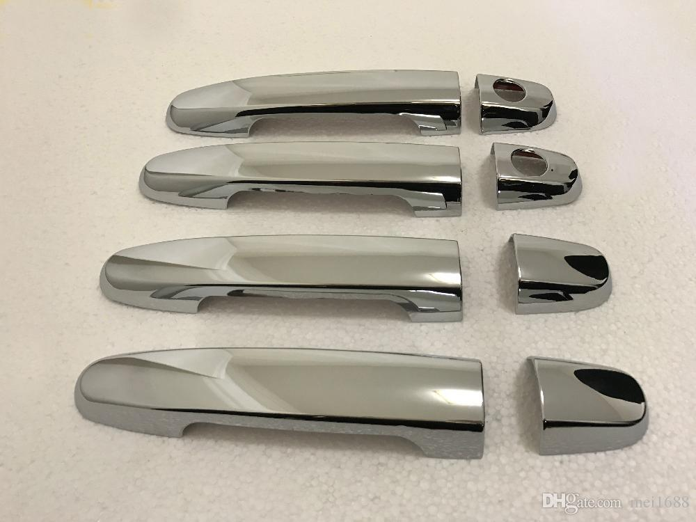 2018 For Toyota Hilux Accessories Abs Chrome Door Handle Cover For Toyota Hilux Vigo 2012 2013 2014 Car Styling Hilux Parts From Mei1688 $17.97 | Dhgate. & 2018 For Toyota Hilux Accessories Abs Chrome Door Handle Cover For ...