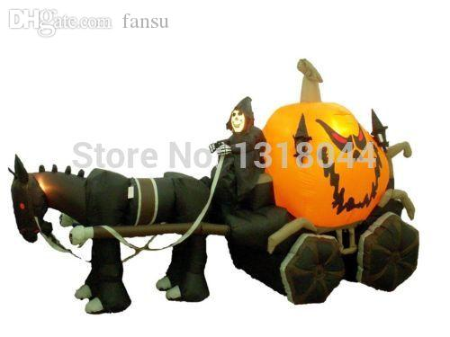 34 - Lowes Halloween Inflatables
