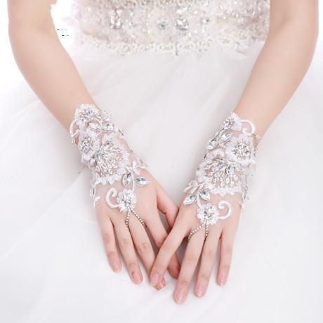 The Bride Bracelet With Ring Married Beautiful Los ...