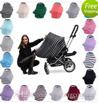Admirable Multi Use Baby Car Seat Cover Canopy Nursing Breastfeeding Shopping Cart High Chair Cover Ins Stroller Sleep Buggy Cover Alphanode Cool Chair Designs And Ideas Alphanodeonline