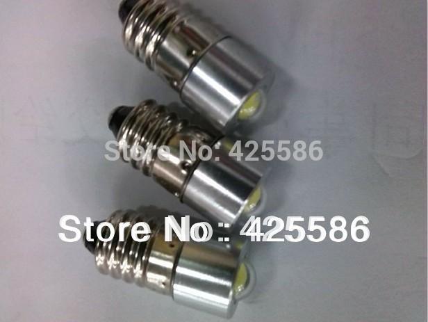 New Wholesale E10 Led Bulb 3v 6v 12v 18v Recessed Screw