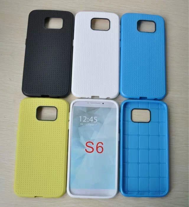 rubber samsung s6 case