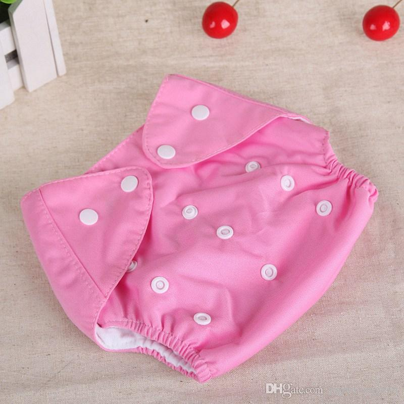 Baby Cotton water proof Soft Diaper Nappies Cover Reusable Washable Size Adjustable spring summer autumn winter button Diapers YTNK001