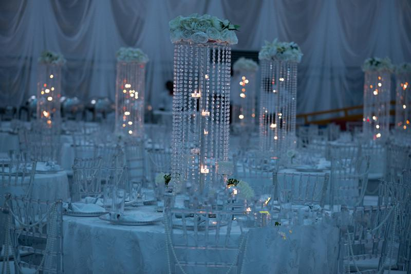 Tall Candle Holders For Weddings / Crystal Tealight Candle Holders ...