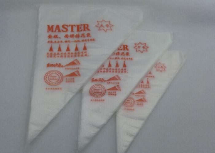 Free DHL Disposable Cream Pastry Bags Cake Icing Piping Decorating Tool Kitchen Accessories S M L size