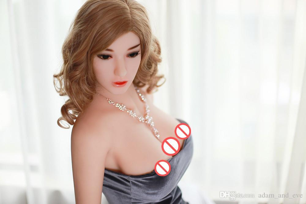 165 см всего тела секс куклы в натуральную величину силиконовые секс куклы большая грудь влагалище анальный устные три отверстия мягкие реальные куклы