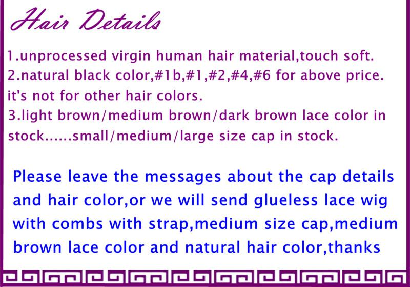 Full Lace Human Hair Wigs With Bangs Brazilian Wavy Lace Front Wig With Side Part Bangs For Black Women