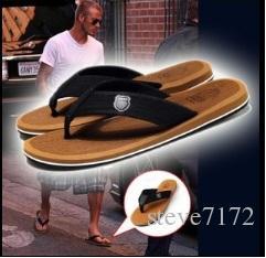 Infradito Da Beckham David Uomo Sandalo Pantofole Acquista Moda 35RLq4Aj