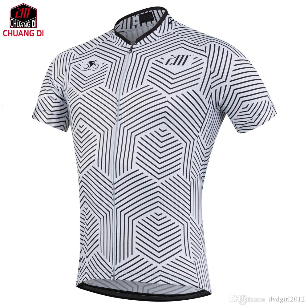 Mens Cycling Jersey 2018 Outdoor Riding Bicycle Jersey Maillot ... 17f857a10