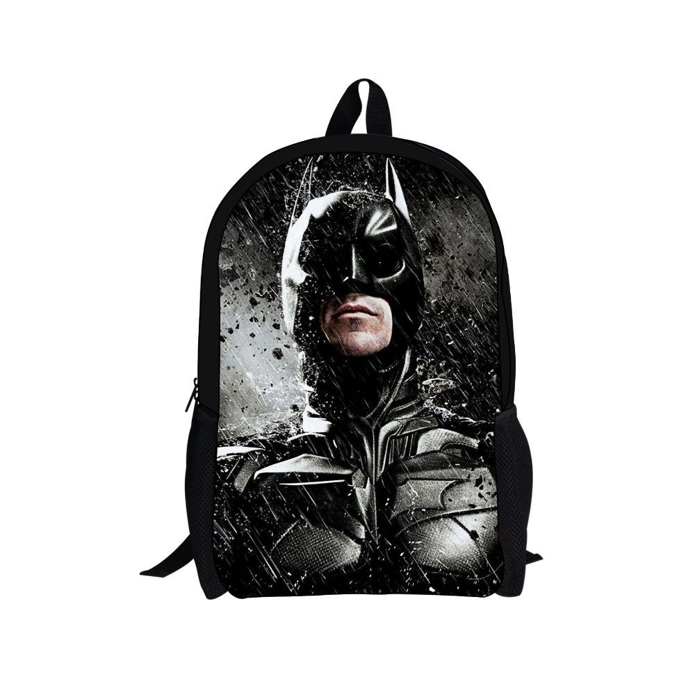 ae936d798a 2014 Hot Sale Kids Batman Backpack