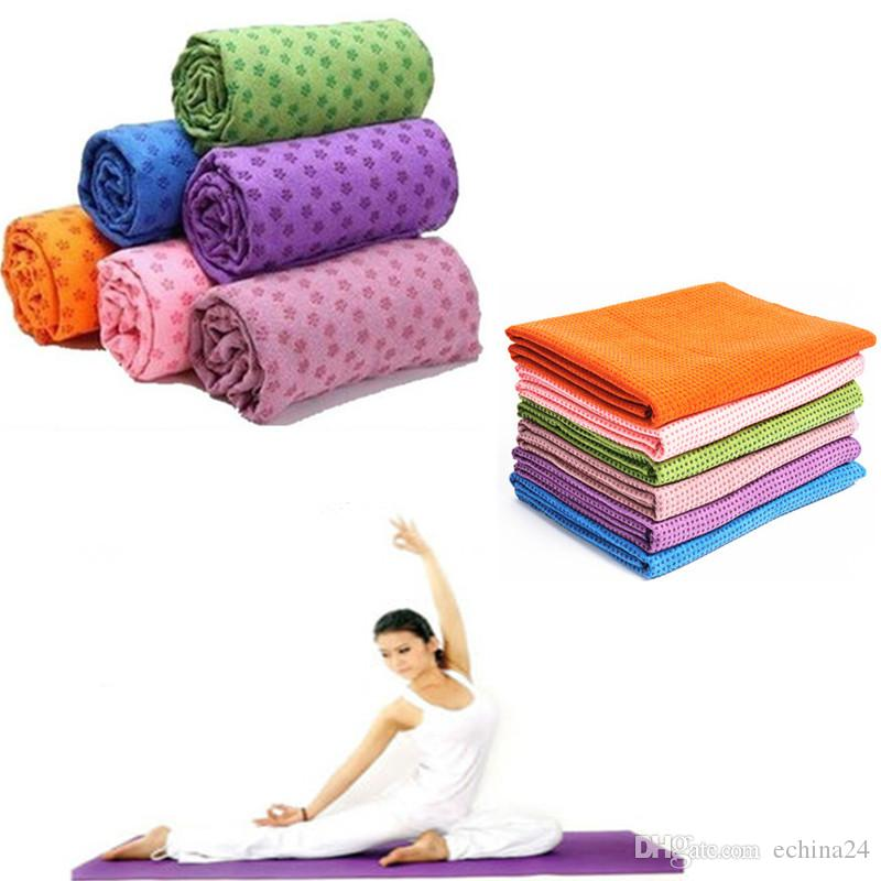 2019 Yoga Mat Cover Yoga Towel Yoga Mat Non Slip Yoga Mats