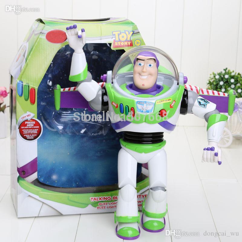 2019 wholesale toy story 3 buzz lightyear toys talking buzz