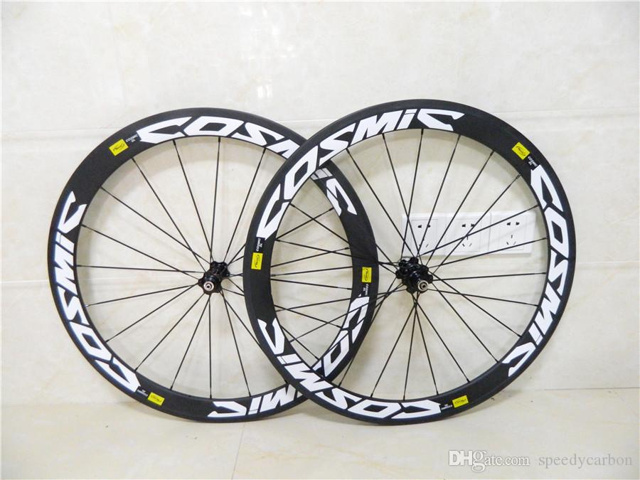 60mm Clincher Carbon Wheels Road Bike Wheel Carbon Bike Wheelset