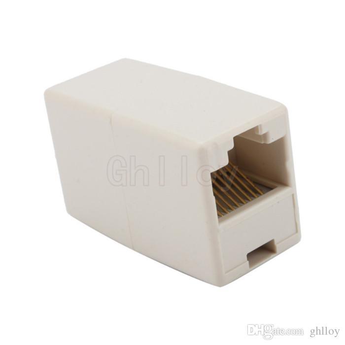 Разъем RJ45 CAT5 Разъем для подключения к локальной сети Сетевой кабель Адаптер Соединитель разъема