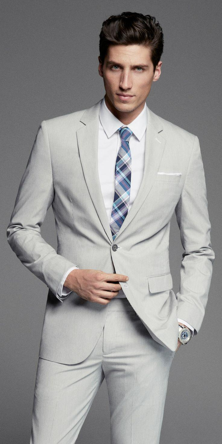 High Quality Slim Fit Groom Tuxedos Wedding Suit For Men Designers ...