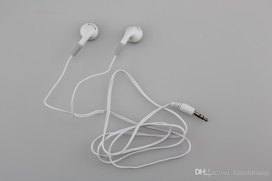 Moda in-ear fone de ouvido fone de ouvido fones de ouvido 3.5mm para telefone celular iphone samsung mp3 mp4 mini hd headset frete grátis