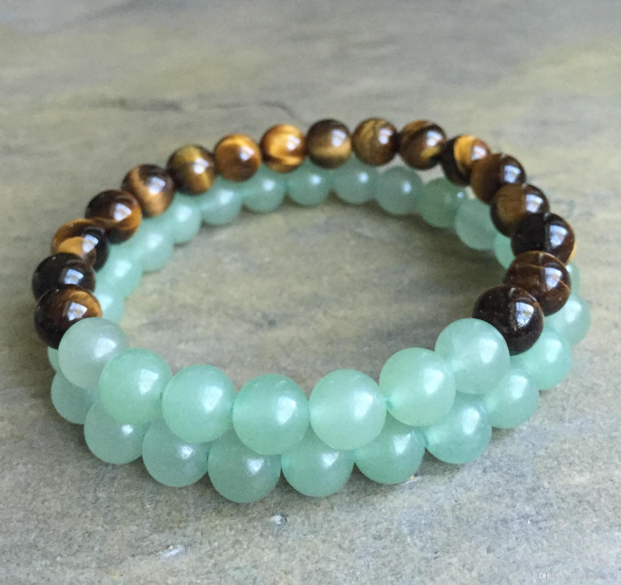 color and copper glass elastic bead etsy clearskydesignsshop pearls acrylic bracelet green on by sparkle dark pin beads drop gum with