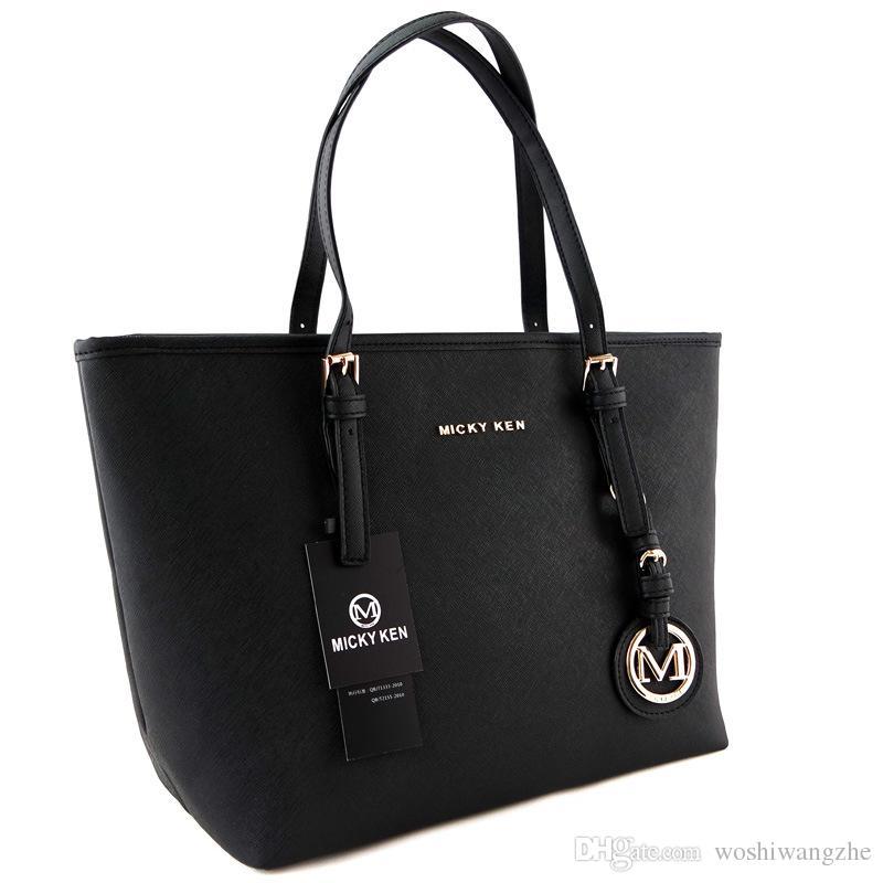 Borse donna di alta qualità MICHAEL KEN signora borse in pelle PU famoso Designer borse di marca borsa tracolla borsa femminile 6821