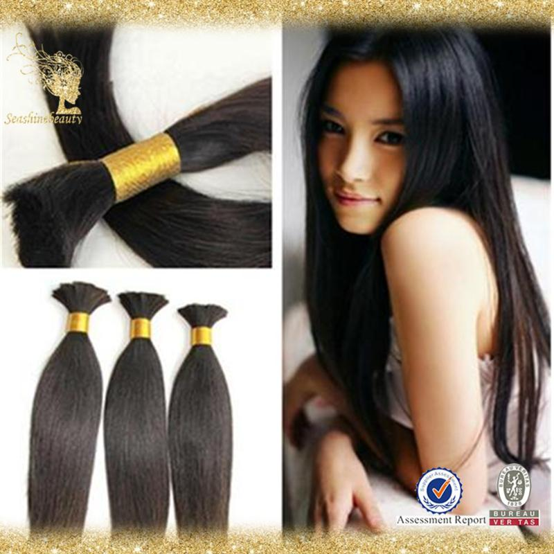 New Models Wholesale Remy Bulk Hair Extensions Products Human Hair