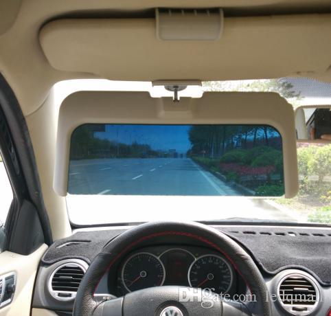 Universal Smart Car Sunshade Mirror Driver Goggles Polarizing Anti Dazzle  Mirror Auto Photosensitive Color Anti Glare Visor Sunshade Sunshade Cars  Sunshade ... 613cd7921de