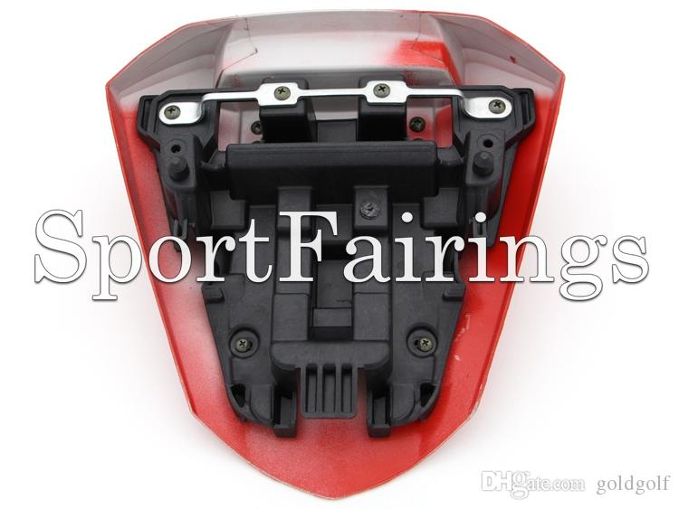 Red Motorcycle Seat Cowl Back Cover For Yamaha YZF600 R6 YZF-600 Year 08 09 10 11 12 13 14 Injection ABS Plastic Fairing Seat Cover New