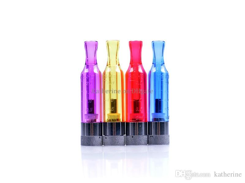 GS-H3 Atomizer New GS H3 Cartomizer No Wick Colorful Atomizer for E cig E Cigarette Electronic Cigarette for eGo-T eGo w for All eGo Series