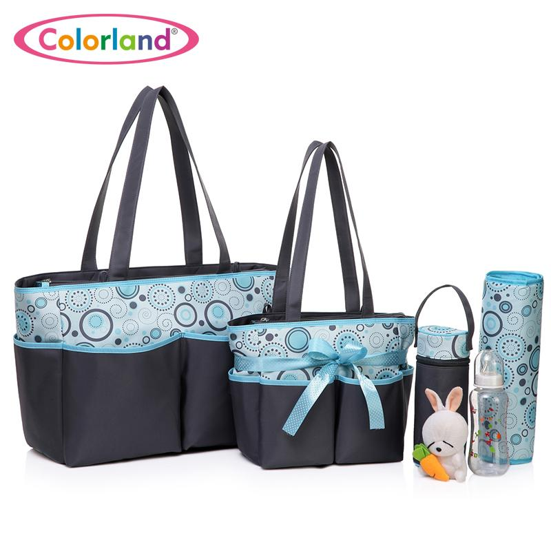 aa0014676f03 2016 Baby Diaper Bags For Mom Baby Travel Nappy Handbag