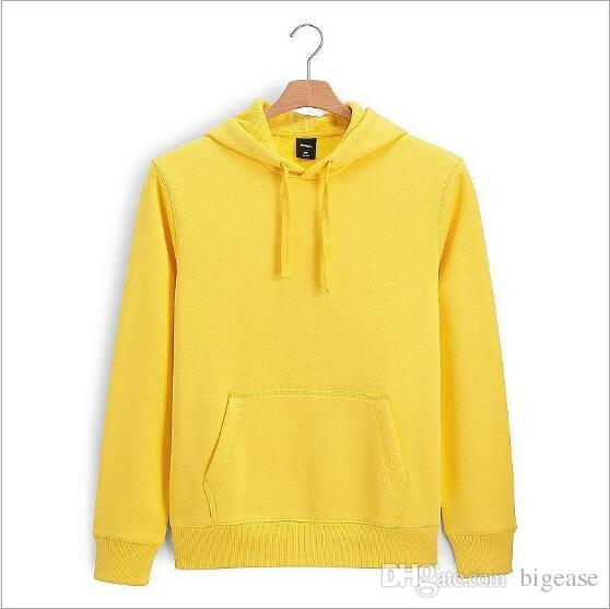 2017 Autumn Winter trade hot sale style men hoodie fleece hooded pullover sweatshirt Men coat wholesale China factory