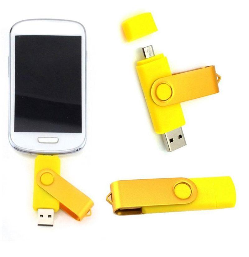2020 64GB 128GB 256GB OTG внешний USB флэш-накопитель USB 2.0 флэш-накопитель памяти для Android смартфонов планшетов PenDrives U диск Thumbdrives